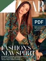 Harpers Bazaar Malaysia March 2015