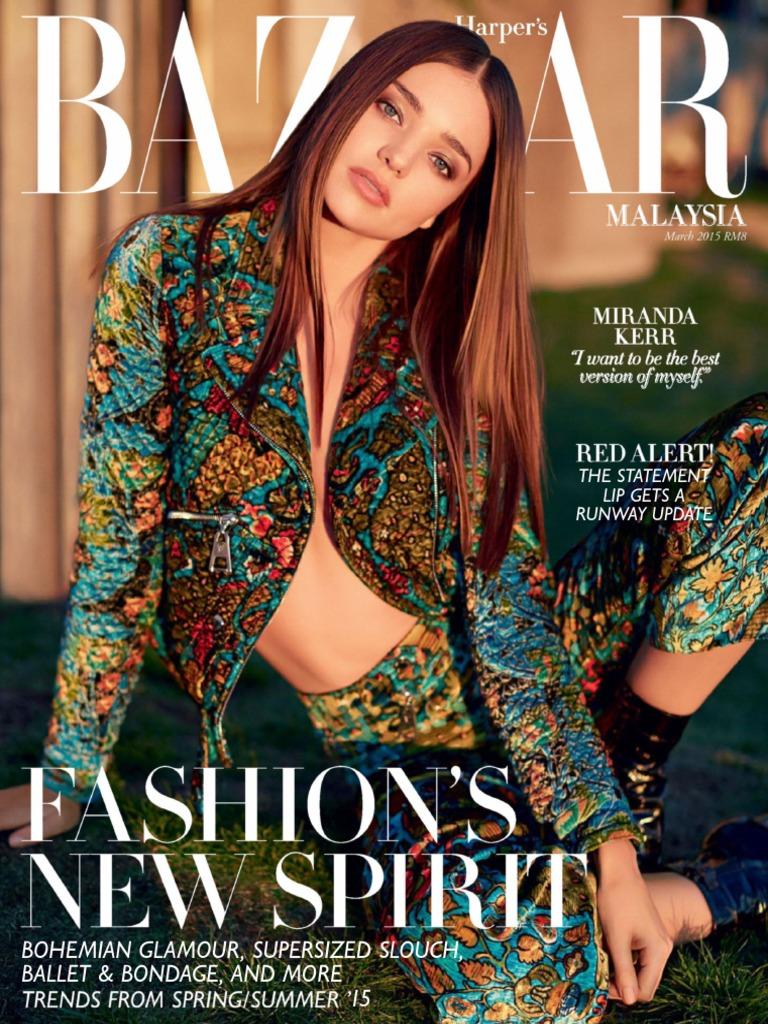 6bb41051f420 Harpers Bazaar Malaysia March 2015