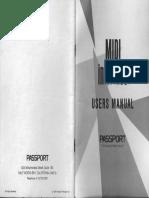 Passport midi interface commodore 64