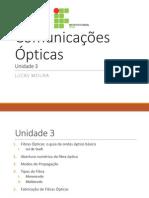 Comunicações Ópticas - Unidade 3.pdf