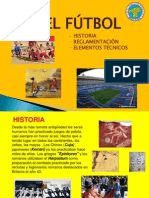 Historia Futbol