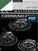 Mastering Communication
