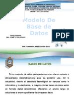 Base de Datos - Unidad II