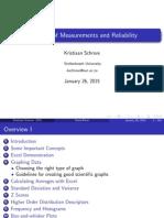Statistics Block Presentation Slides Day 4