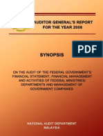 Auditor General Report_2008-English