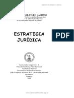 Ciuro Caldani Estrategia Jurídica