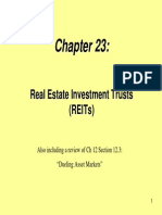 REITs (Public + Private)