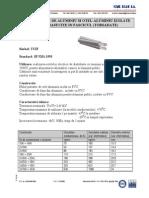 Cablu Torsadat TYIF-Fisa Tehnica