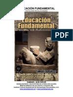Educacion Fundamental