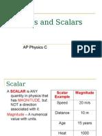 02AP Physics C - Vectors