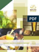 Brosura Asociatiei Berarii Romaniei Editia 2015