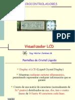 m Micros Pic16f87x Vizualizador Lcd