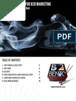 Video Case Study for B2B Marketing