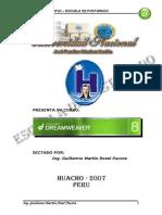 Clase Dreamweaver Postgrado