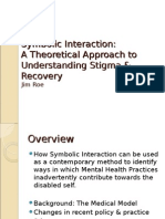 JimRoe a Theoretical Approach to Understanding Stigma Recovery