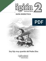 Guia Religion 2oB