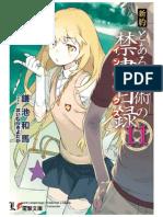 [KKLR] Toaru Majutsu No Index - New Testament 11