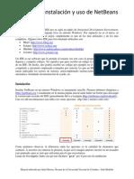 Manual de Instalacion de NetBeans
