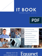 Equanet - The IT Book - February 2010