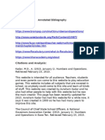 pd 1 lab bibliography