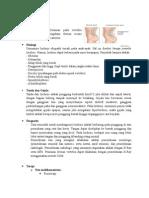 Lordosis, Polidaktili, Achondroplasia