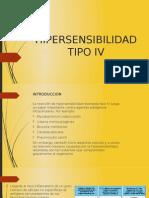 Hipersensibilidad Tipo IV y V