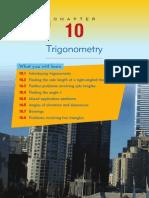 10 Trigonometry
