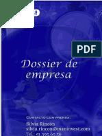 Dossier de Empresa