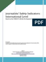 Journalists Safety Indicators International