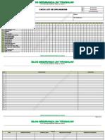 Modelo - Check List Empilhadeira - Blog Segurança Do Trabalho