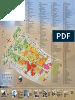 Mapa Campus Pucp 2015