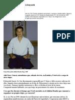 Entrevista con Yasuo Kobayashi