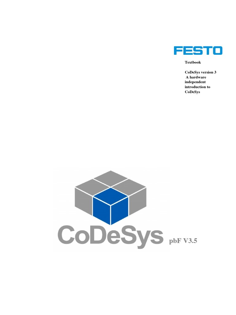 CoDeSys V3 5 - Part A (English) V1 3 pdf | Subroutine | Installation