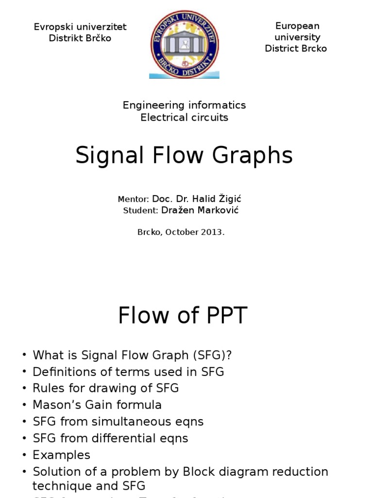 Signal flow graphs theoretical computer science discrete mathematics ccuart Image collections