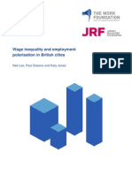 334_Wage Inequality and Employment Polarisation in British Cities FINAL