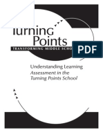 turning points - education