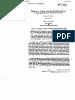 1990 Treatment of Tourette Syndrome by Habit Reversal a Waiting-list Control Group Comparison
