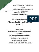 Compilación Kernel Linux
