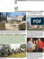 Baptist Digest April 2015