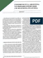 Los ciclos económicos - Ferrer