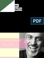 Diseñadores 2015 - Primera edición