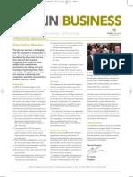 Dublin Chamber Newsletter | January 2010