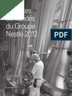 2012 Financial Statements FR