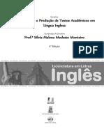 Textos acadêmicos