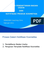 Slide Presentasi Notifikas 25 Feb 2011