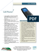 mec fact sheet cell phone 0