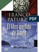 El Libro Perdido de Dante - Franco Paturzo