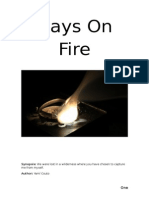 Days On Fire (Prologue)