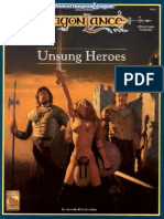 AD&D DL - Unsung Heroes