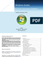 Windows 7 Media Center Customization Handbook, 2009 Edition